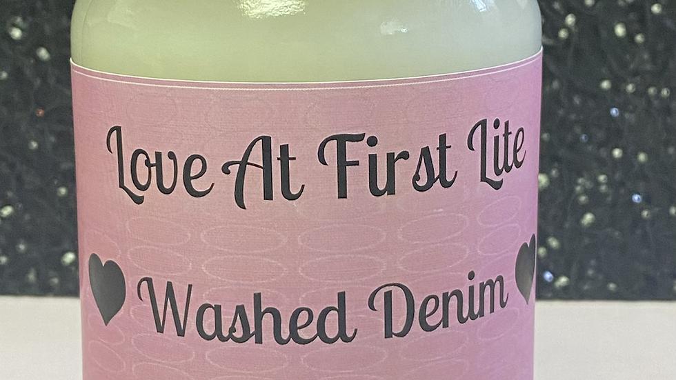 Washed Denim