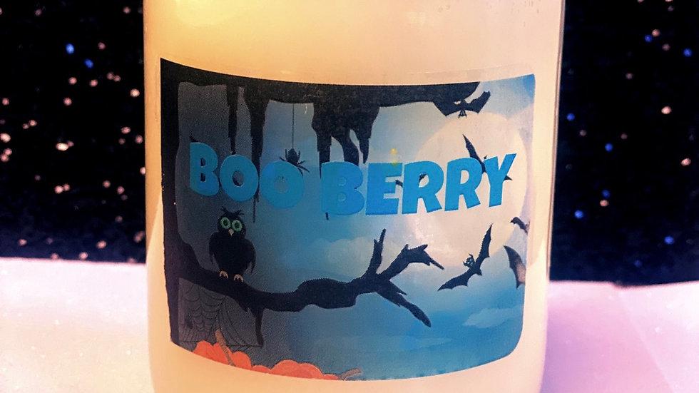 Boo Berry Cobbler