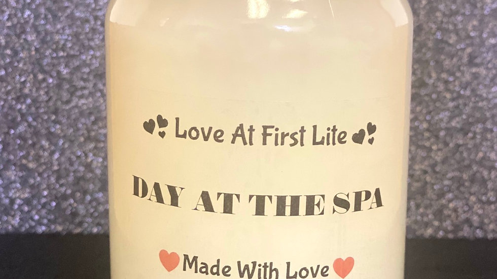 Day At The Spa 12 oz candle