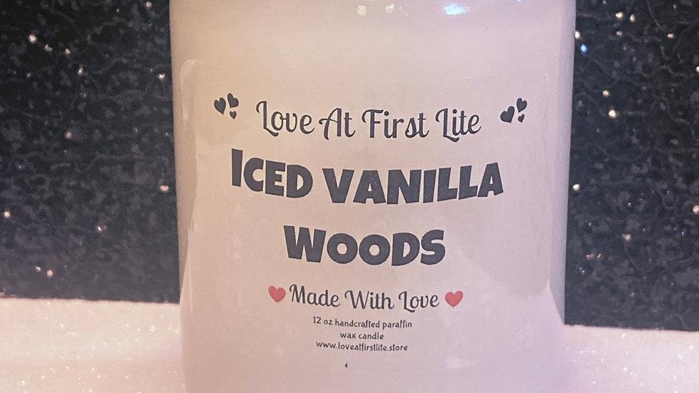 Iced Vanilla woods
