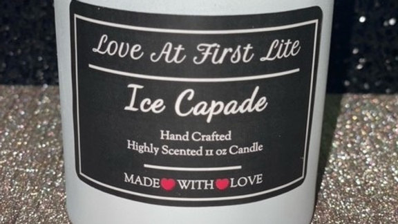 Ice Capade 11 oz Candle