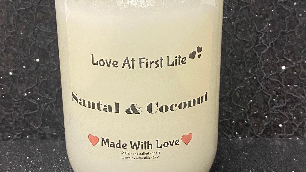 Santal and Coconut