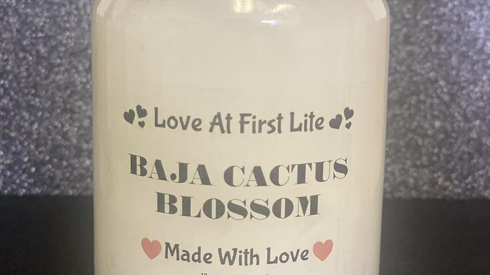 Baja Cactus 12 ozCandle