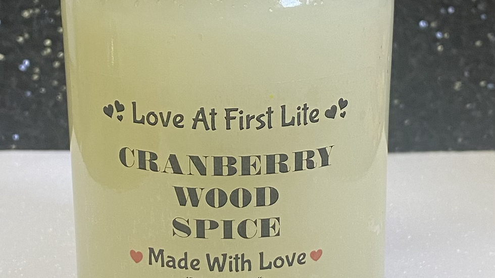 Cranberry Wood Spice