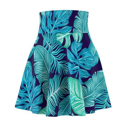 Manoa Valley Women's Skater Skirt