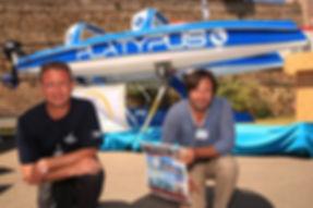 François-Alexandre Bertrand - CEO Platypus Craft