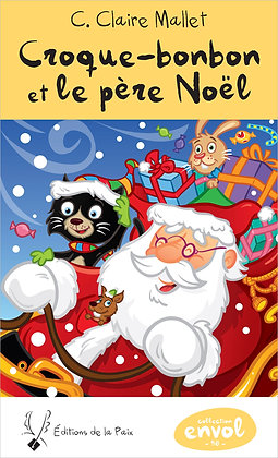 Croque-Bonbon et le Père Noël
