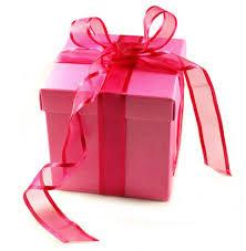 Un cadeau pour vous...