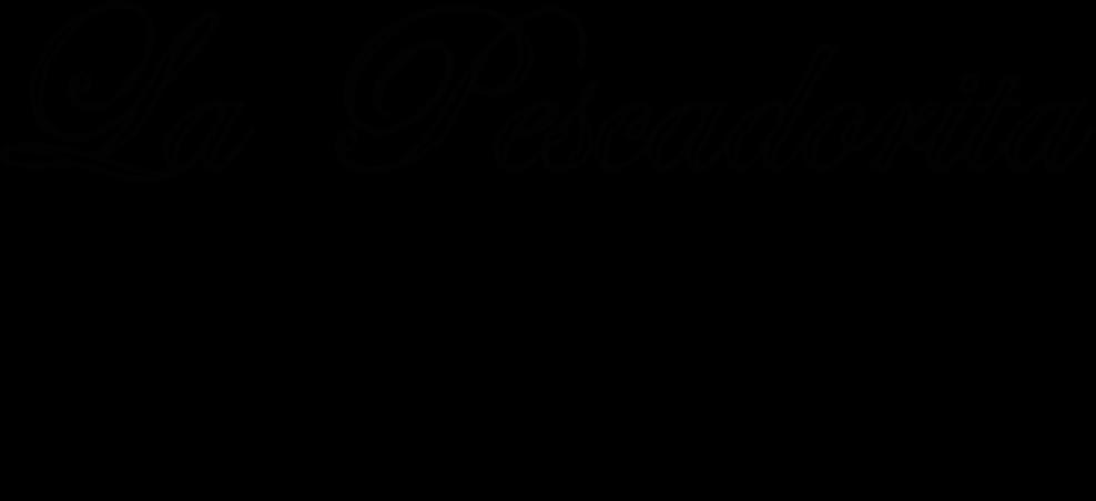 Logo La Pescadorita PNG