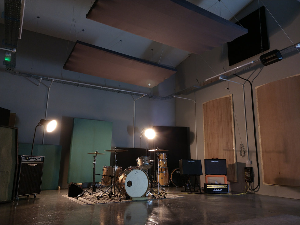 Recording Studio | Drums | Westen Audio Recording Studio