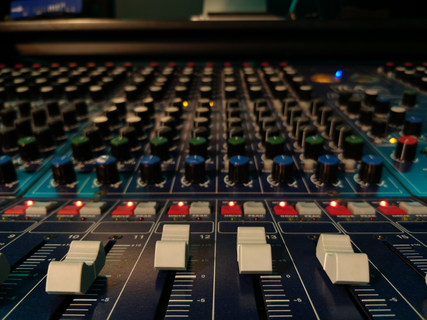 Recording Studio | Mixing Desk | Westen Audio Recording Studio