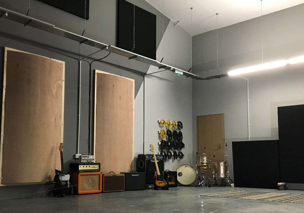 Recording Studio | Band Recording | Westen Audio Recording Studio