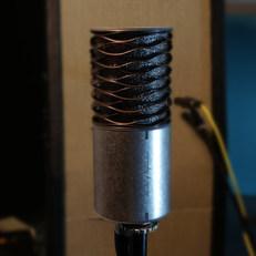 Recording Studio | Vintage Mic | Westen Audio Recording Studio