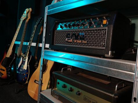 Recording Studio | Head Cab | Westen Audio Recording Studio