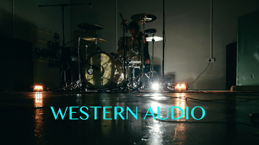 Recording Studio | Westen Audio Recording Studio