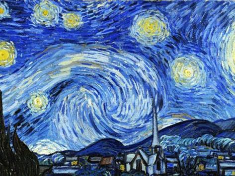 La noche estrellada de Vincent Van Gogh y su similitud con la cuarentena