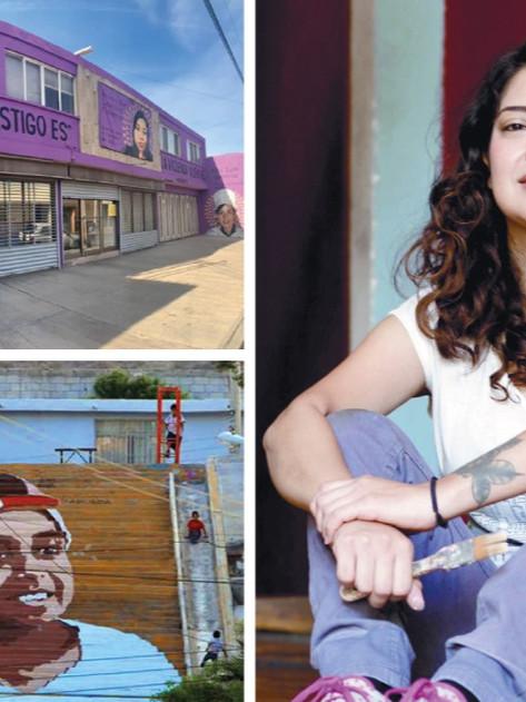 Ciudad de rostros: Daniela Elidett