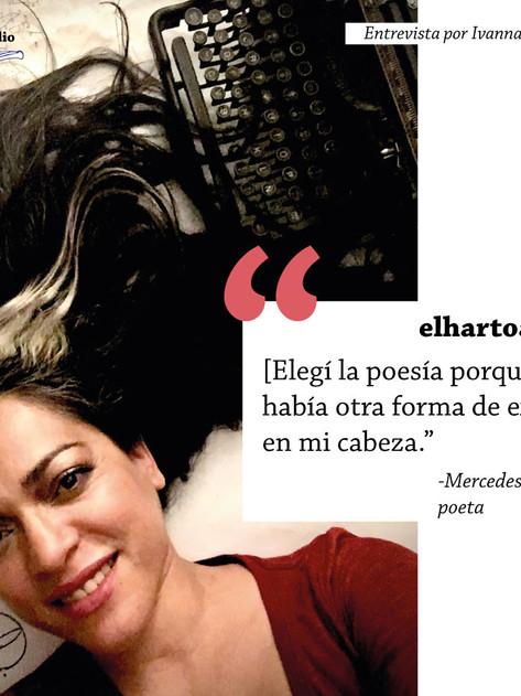 Más allá de las letras con Mercedes Luna Fuentes
