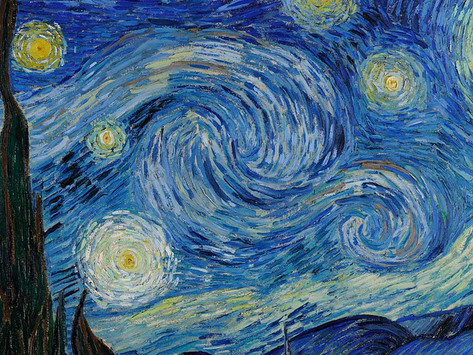 Cuarentena con Van Gogh