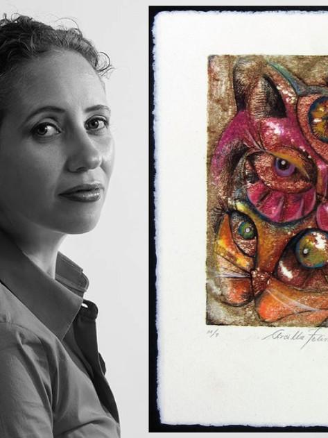 Una pintora sin límites: Ileana Corpi