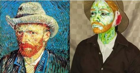 Cuando Van Gogh visitó a la EAP