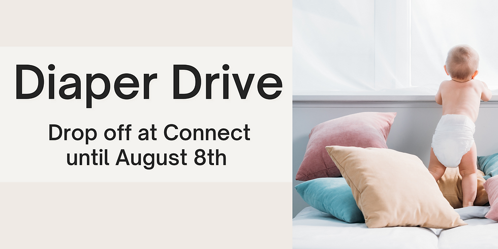 Diaper Drive for Families in need