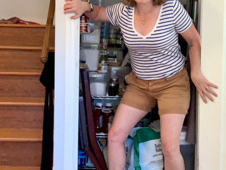 Productivity Pantry: Cleaning Up My COVID Mess
