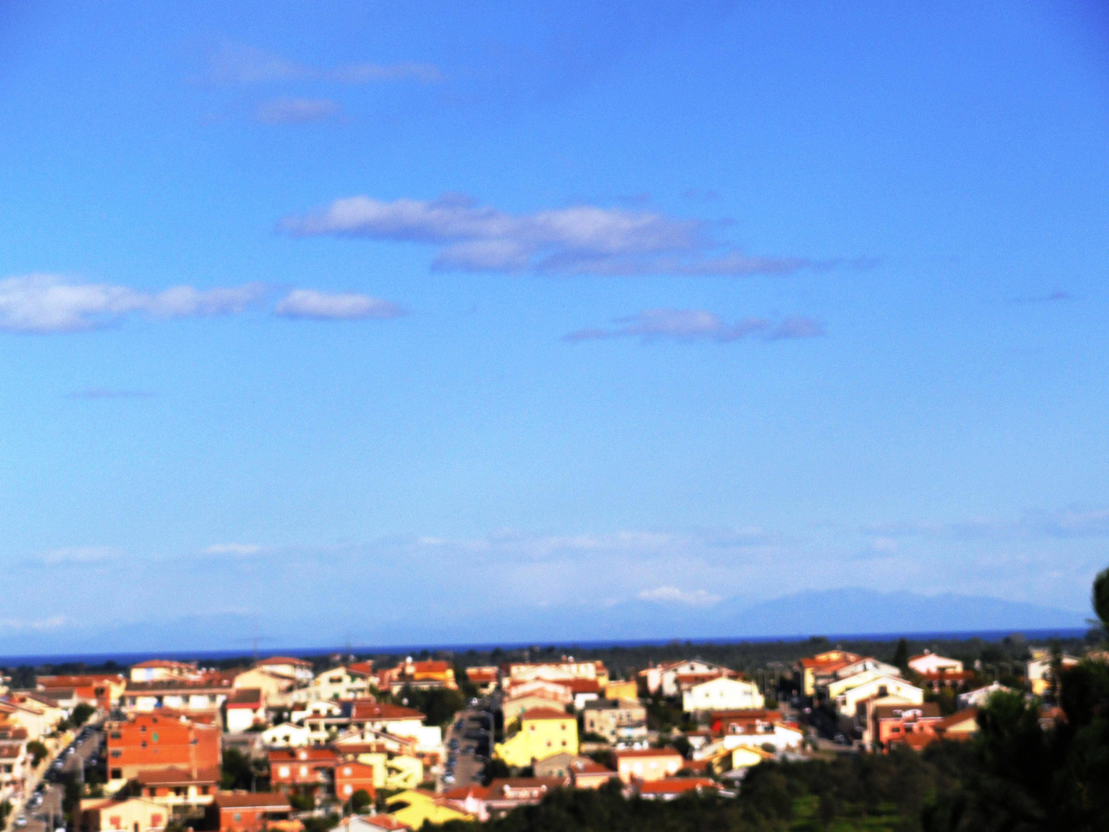 Vista sula Corsica