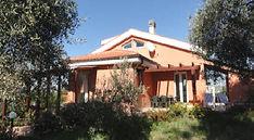 casadellameridiana villa al nord ovest Sardegna
