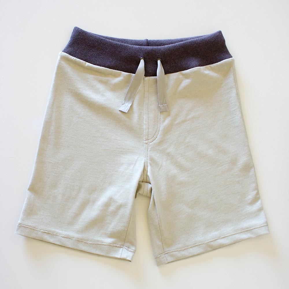 Pantalón corto niño de algodón orgánico 100%