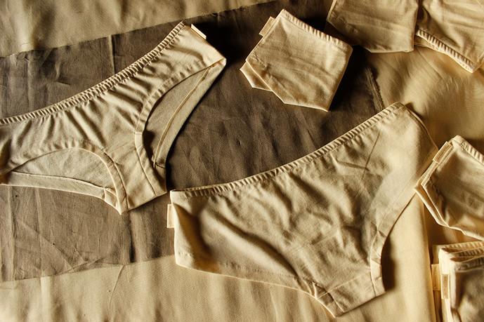 Braguitas algodón orgánico