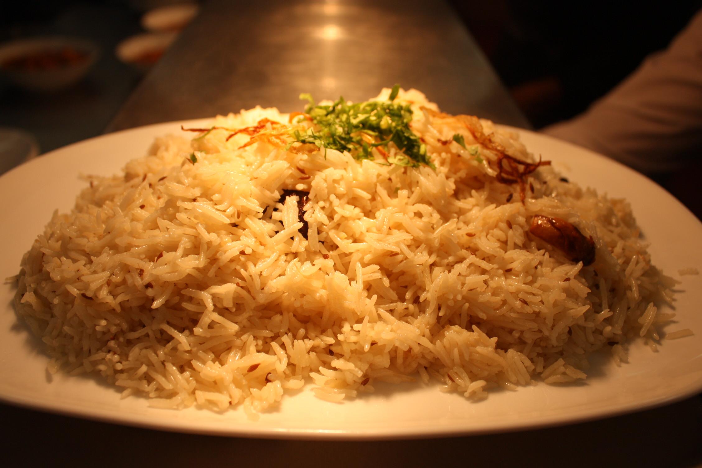 Pilou Rice
