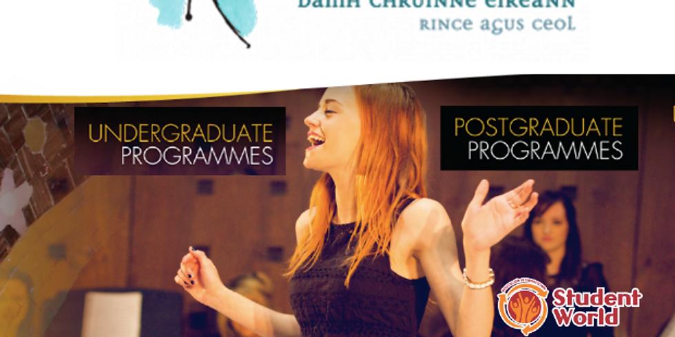 12:00 PM / Irish World Academy of Voice, Music and Dance