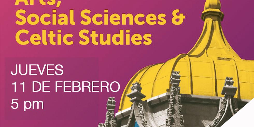 5:00 PM / Artes y Ciencias Sociales con NUI Galway en Irlanda