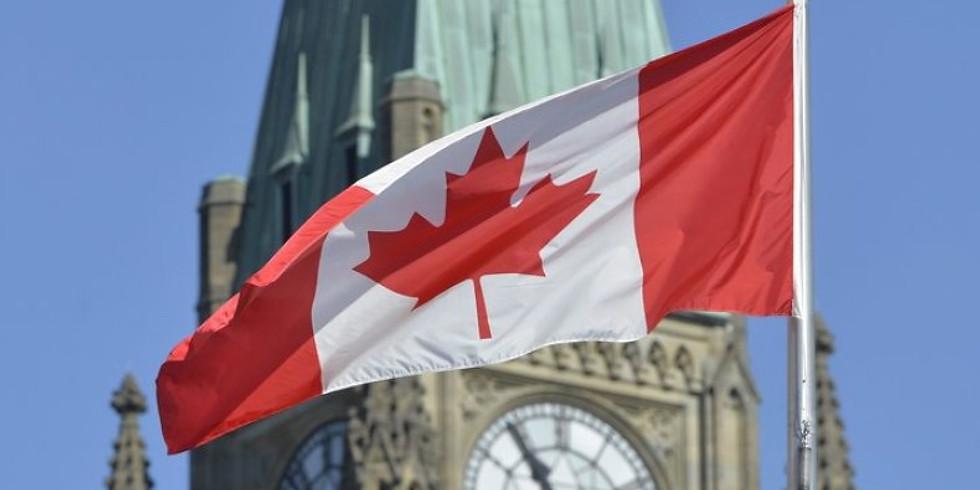 6.00 P.M. / Cambios Migratorios en Canadá por la Pandemia