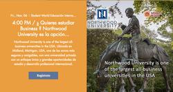 Webinar Business en Northwood