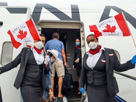 Canadá quita la cuarentena a estudiantes que ya estén vacunados