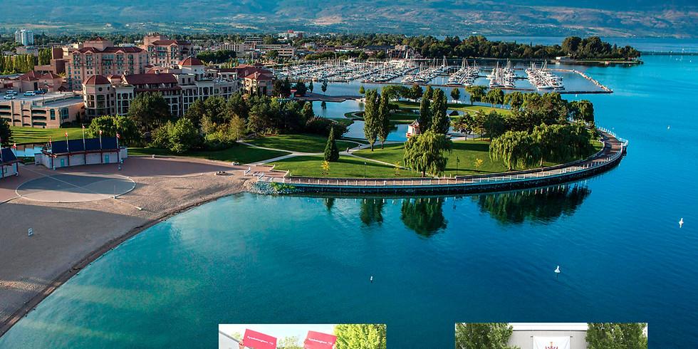 6:00 PM / ¡ Estudia, Trabaja y Vive en Kelowna, British Columbia, con Okanagan College !