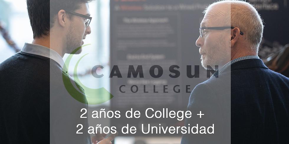 5:00 PM / University Transfer