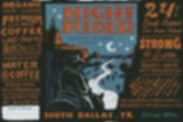 Night Rider Premium Cold Brew Coffee