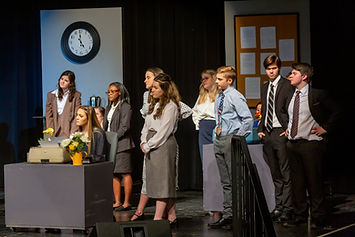One act play performers