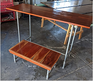 Timber Tables $800