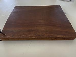Small Timber Platter $35