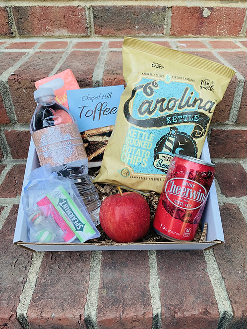 NC Welcome Box for Wedding Guests