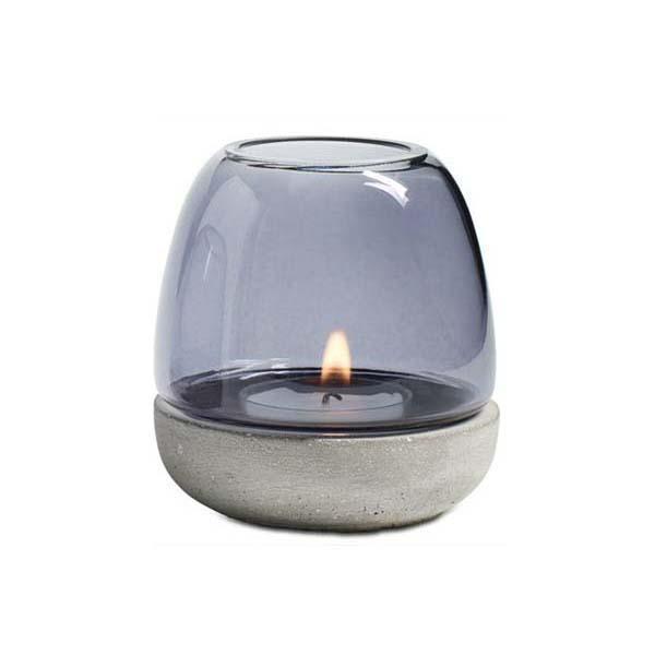 Mod. de candelabro de vidrio