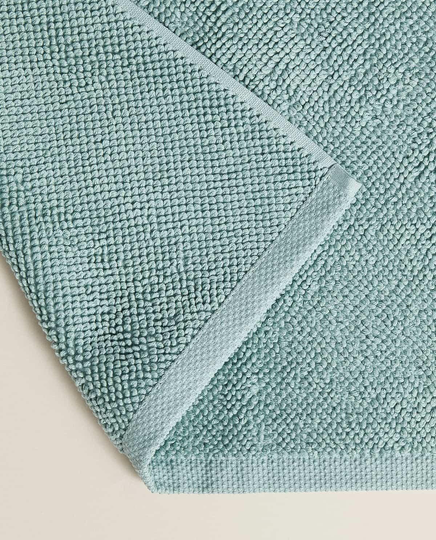 Alfombras de baño de algodón orgánico