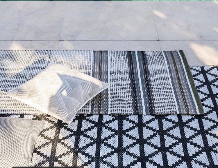Tipo de alfombra (esta es de exteriores)