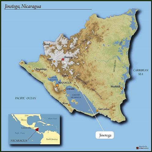 Nicaragua Jinotega SHB EP