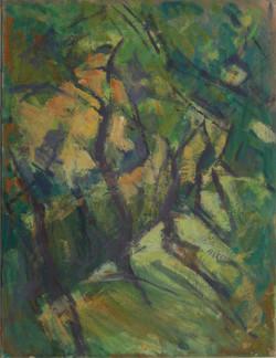 Mareil, pruniers 1