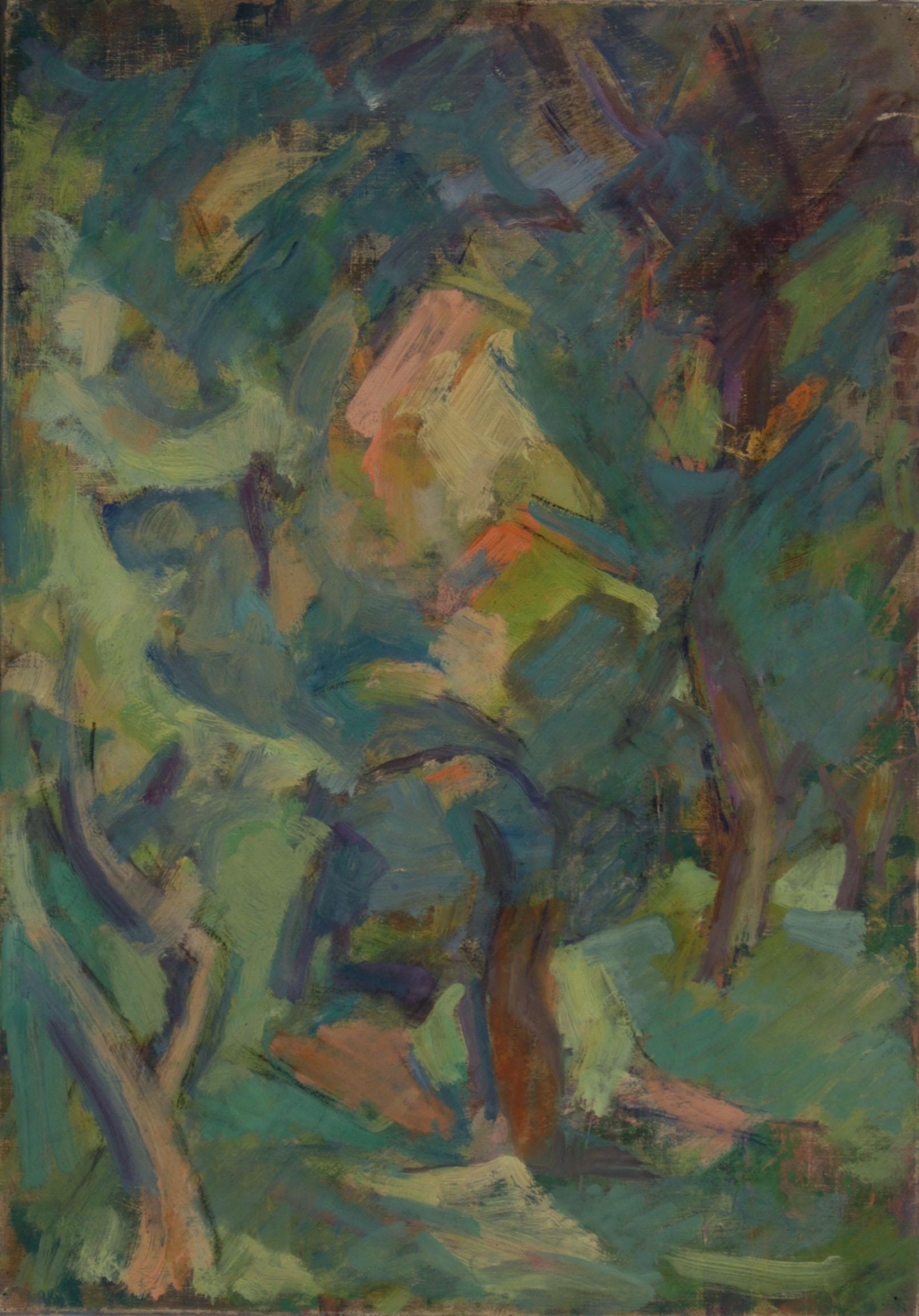 Mareil, pruniers 2